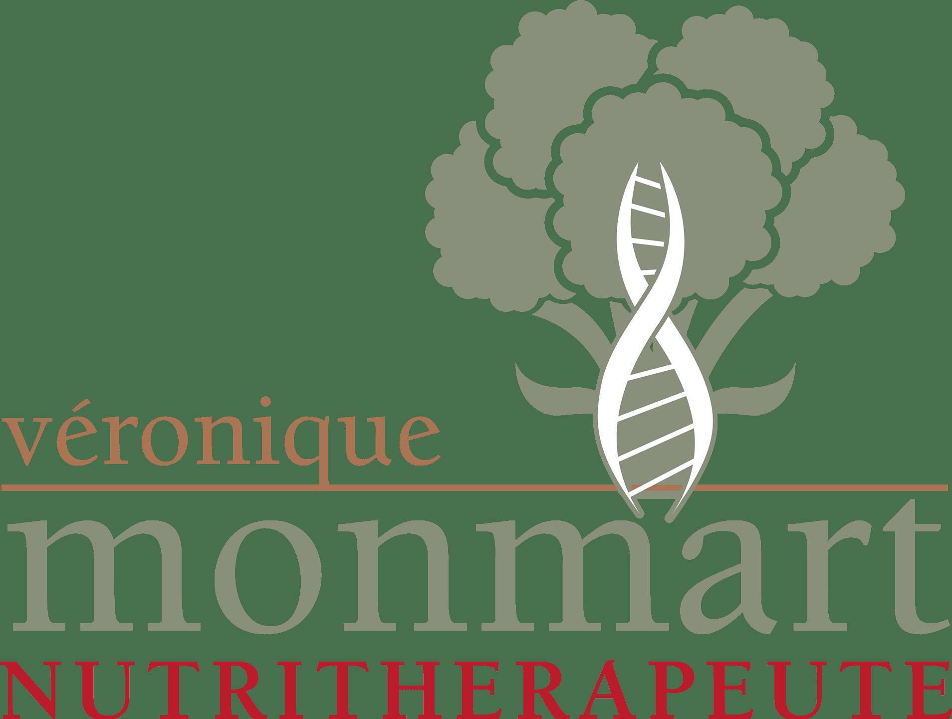 Logo de Véronique Monmart - Nutrithérapeute